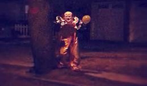 Staten Islander's Freaked Out by Creepy Looking Clown