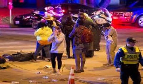 Drunk Driver Kills 2 and Injures 23 after Driving through Festival Barricades