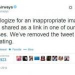US Airways Sends Pornographic Tweet to a Customer