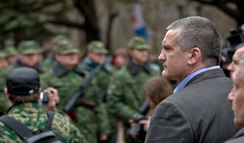 Tensions Rise in Ukraine