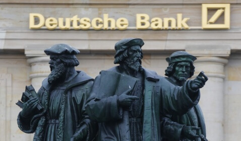 Former Deutsche Bank Salesman Admitted to Bribery