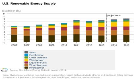 Renewable Energy in Decline