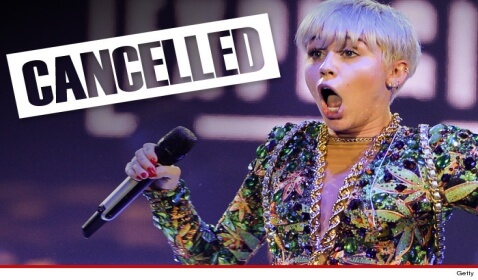 Miley Cyrus Cancels Charlotte Concert 30 Minutes before Start