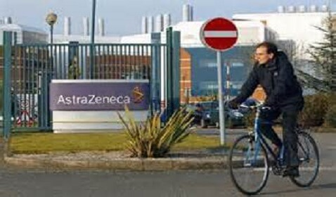 Pfizer in Battle for Britain's AstraZeneca