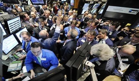 U.S. Stocks Advance