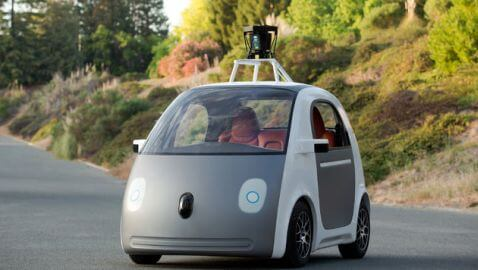 California Rules Google's Self-Driving Cars Will Require Steering Wheels and Brake Pedals