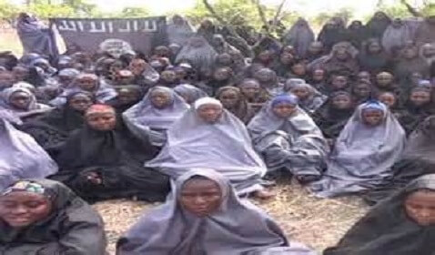 Kidnapped Nigerian Girls Shown Praying in Boko Haram Video