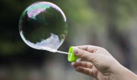 We're In a Tech Bubble