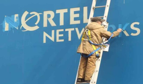 Microsoft Corp. Will Have Lawyers on Hand to Guard Secrets in Nortel Networks Case