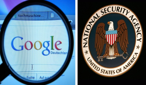 Series of Emails Suggests a Close Relationship Between the NSA and Google