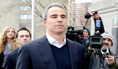 Former SAC Capital's Michael Steinberg Gets 3 1/2 Years for Insider Trading