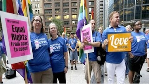 Advocates of Gay Marriage Bans Take Heat from Judges During Arguments in Appellate Court