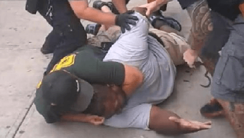 Police Chokehold Case Goes to Grand Jury