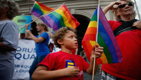 Louisiana's Gay Marriage Ban is Constitutional, Judge Feldman Rules