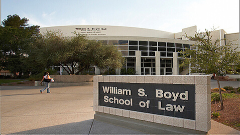 Boyd Law School Will Increase Tuition In Response to Enrollment Decrease