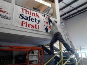 These are Not the Best Ways to Stay Safe (Photos)