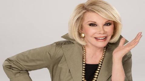 Joan Rivers, violations, celebrity news