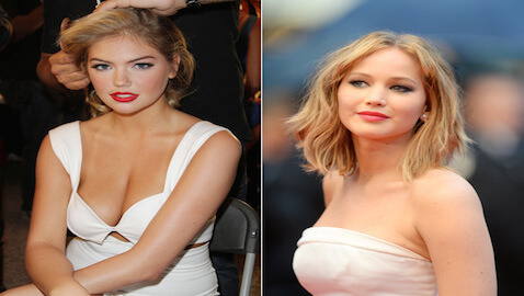 Jennifer Lawrence, Kate Upton Among Celebrities Whose Nude Pictures Were Leaked Online