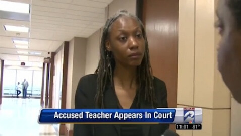 Texas Teacher Gets Three Years' Probation after Giving Middle School Student a Lap Dance