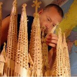 Pictures: Incredible Toothpick Art