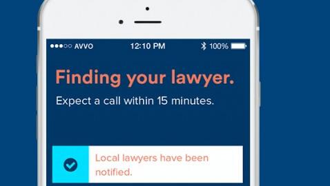 Avvo Inc, Avvo Advisor, phone help from lawyer