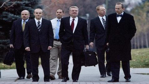 Four Blackwater Guards Convicted in 2007 Shootings of 31 Unarmed Iraqi Civilians
