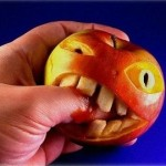 Funny Pictures of Fruit Art