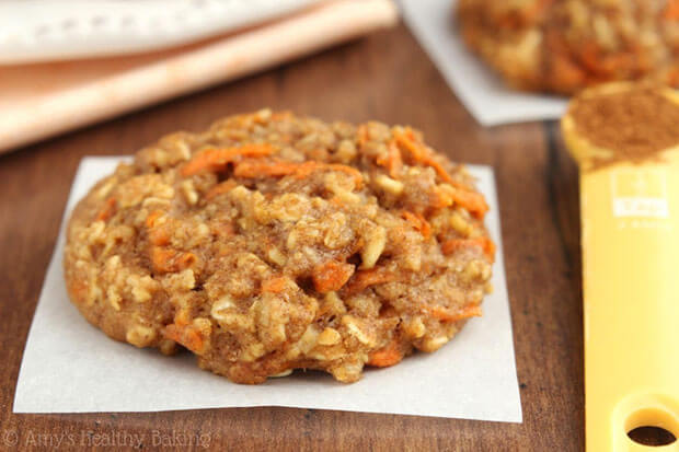 Carrot-Cake-Oatmeal-Cookies