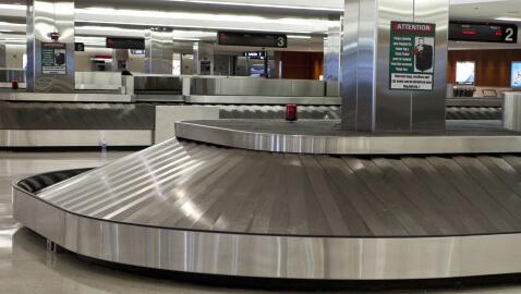 airport luggage claim, airport surprise, surprise airtport