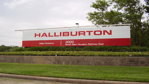 Halliburton and Baker Hughes will move forward as one company.