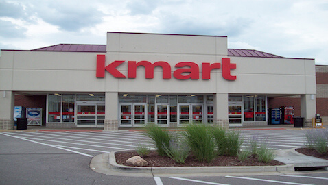 Kmart will open at 6:00 a.m. on Thanksgiving Day this year to start Black Friday sales.