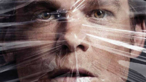 One woman claimed that a Dexter poster scared her so much that it forced her to fall down the stairs in Grand Central Station.