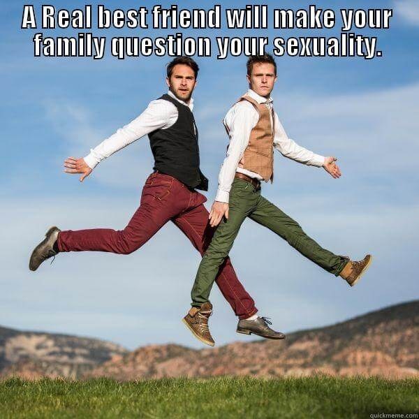 How to tell if someone is really your best friend