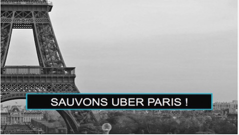For now, Uber will be allowed to operate in France.