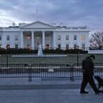 Drone Crashes onto White House Property