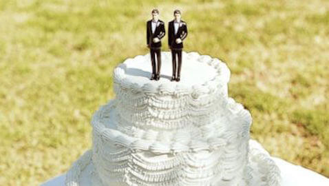 Many individuals feel that businesses should not be forced to provide wedding services to same-sex couples; others disagree.