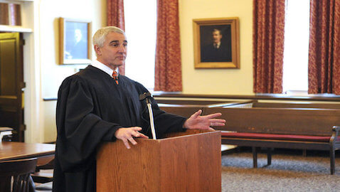Thomas Kistler may be removed from consideration for the state supreme court after an email he sent in 2013 surfaced.