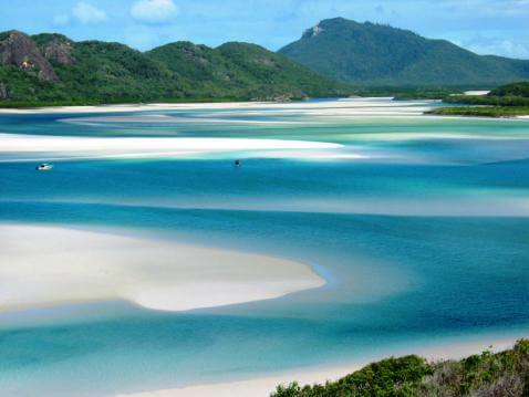 Whitsunday Island Queensland Australia