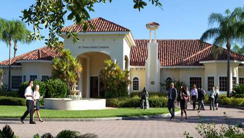 Ave Maria Law School has purchased its North Naples campus.