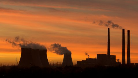 Greenhouse gas pollution