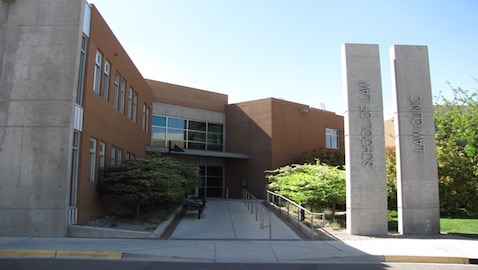 Citing disagreements with some of the school's faculty, the University of New Mexico School of Law has announced that Dean David Herring has resigned.