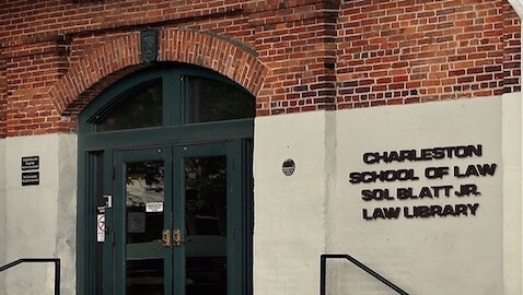 Faced with a scant budget, the Charleston School of Law in Charleston, South Carolina, may not accept a new class next year.