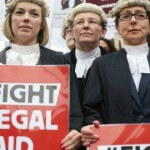 Cuts to Legal Aid in UK Sparks Protest