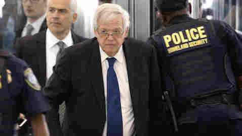 Dennis Hastert has pleaded not guilty to charges that accuse him of illegally structuring cash withdrawals to avoid detection and of lying to federal agents.