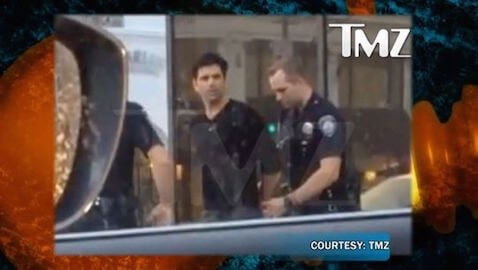 John Stamos was arrested on Friday night and charged with DUI after he was reported for driving erratically.