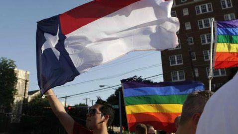 Texas gay marriage