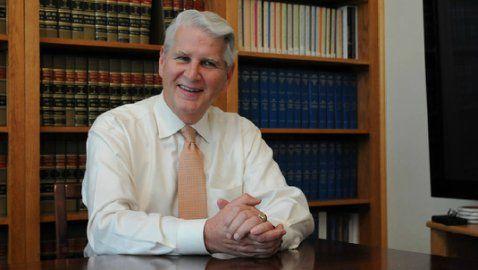 Justice Gary Wade