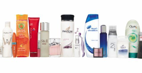P&G Beauty brands