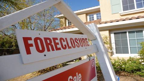 Many foreclosure firms have been forced to close their doors, due to increased requirements on banks and lenders.
