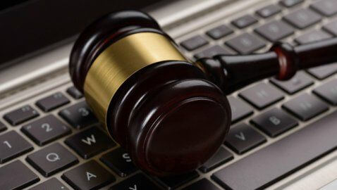 online legal resolution